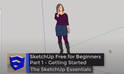 SketchUp Free Tutorials for Beginners